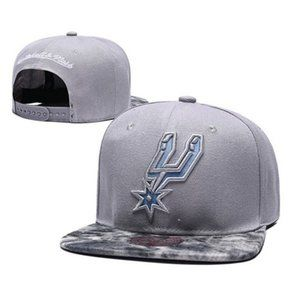 San Antonio Spurs Snapback Hat Adjustable Cap